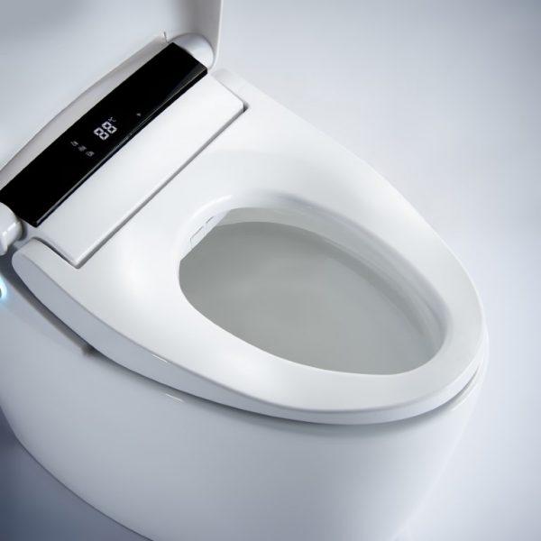 WC cu bideo 2 in 1 toaleta inteligenta smart