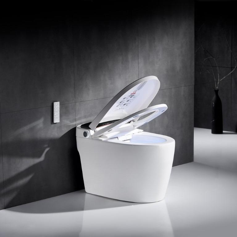 WC cu bideu 2in1 toaleta inteligenta smart